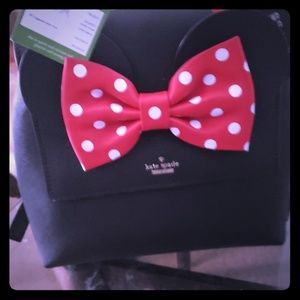 Kate Spade Minnie mouse bag